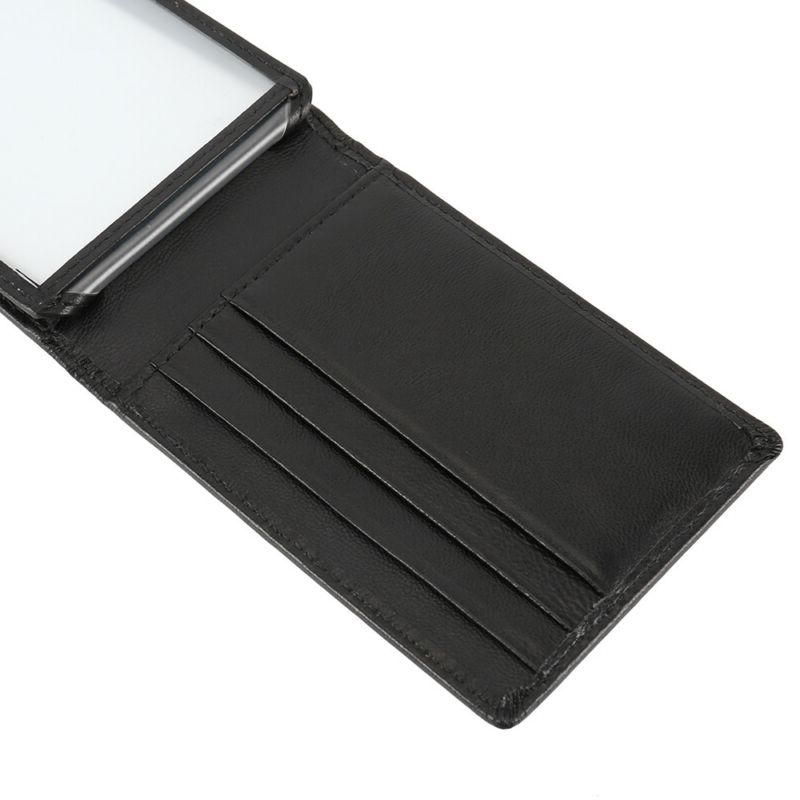 Mens Leather Credit Card Purse