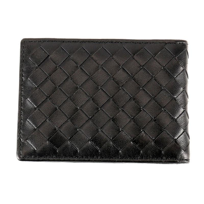 Mens Luxury Leather Card Business