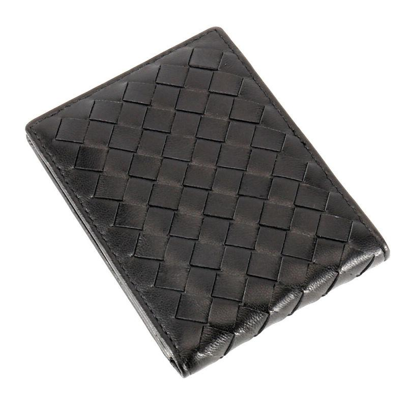 Mens Soft Leather ID Wallet Credit Card