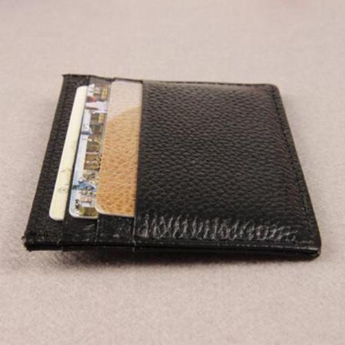 Mens Womens Credit Card Purse Case US