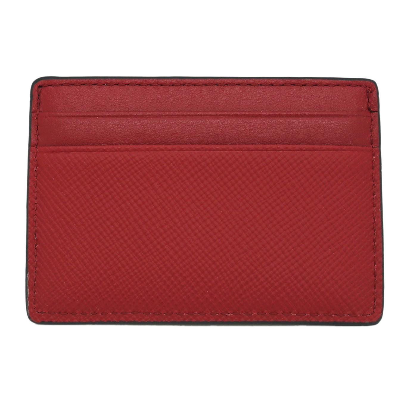 Michael Leather Card $48