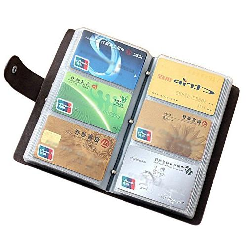Holder ID Card Case Count Book