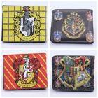 New Harry Potter Leather Money Clip Slim Wallets ID Credit C