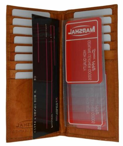 New Credit Card Leather Tan by