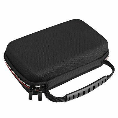 For 3DS,3DS XL Large Travel Case, 16 Game Card