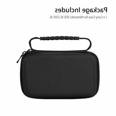 For 3DS,3DS XL Large Carry Travel Game Holder