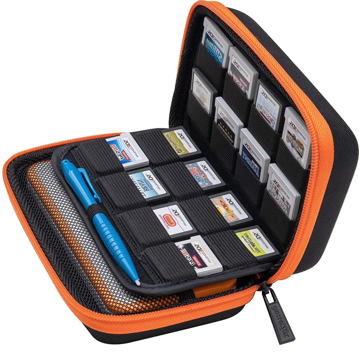 Nintendo 2DS Carry Case,Large Wall