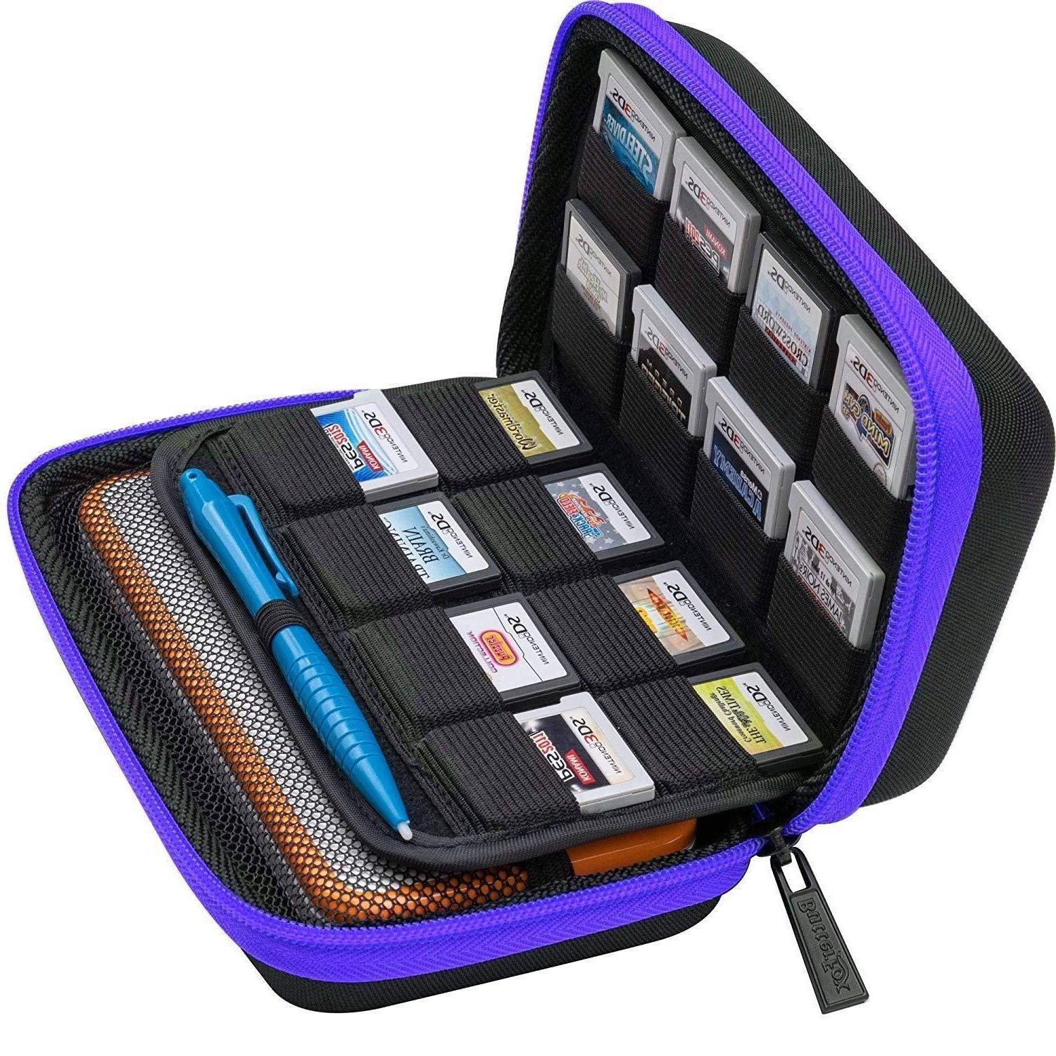 Nintendo XL/3DS Carry Case,Large Wall Card