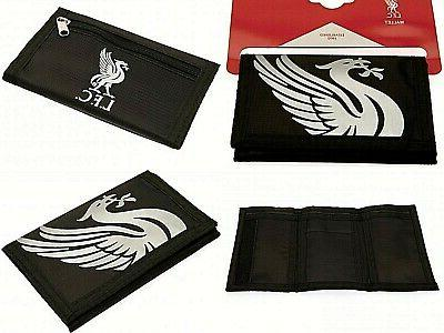 nylon club crested money wallet coin