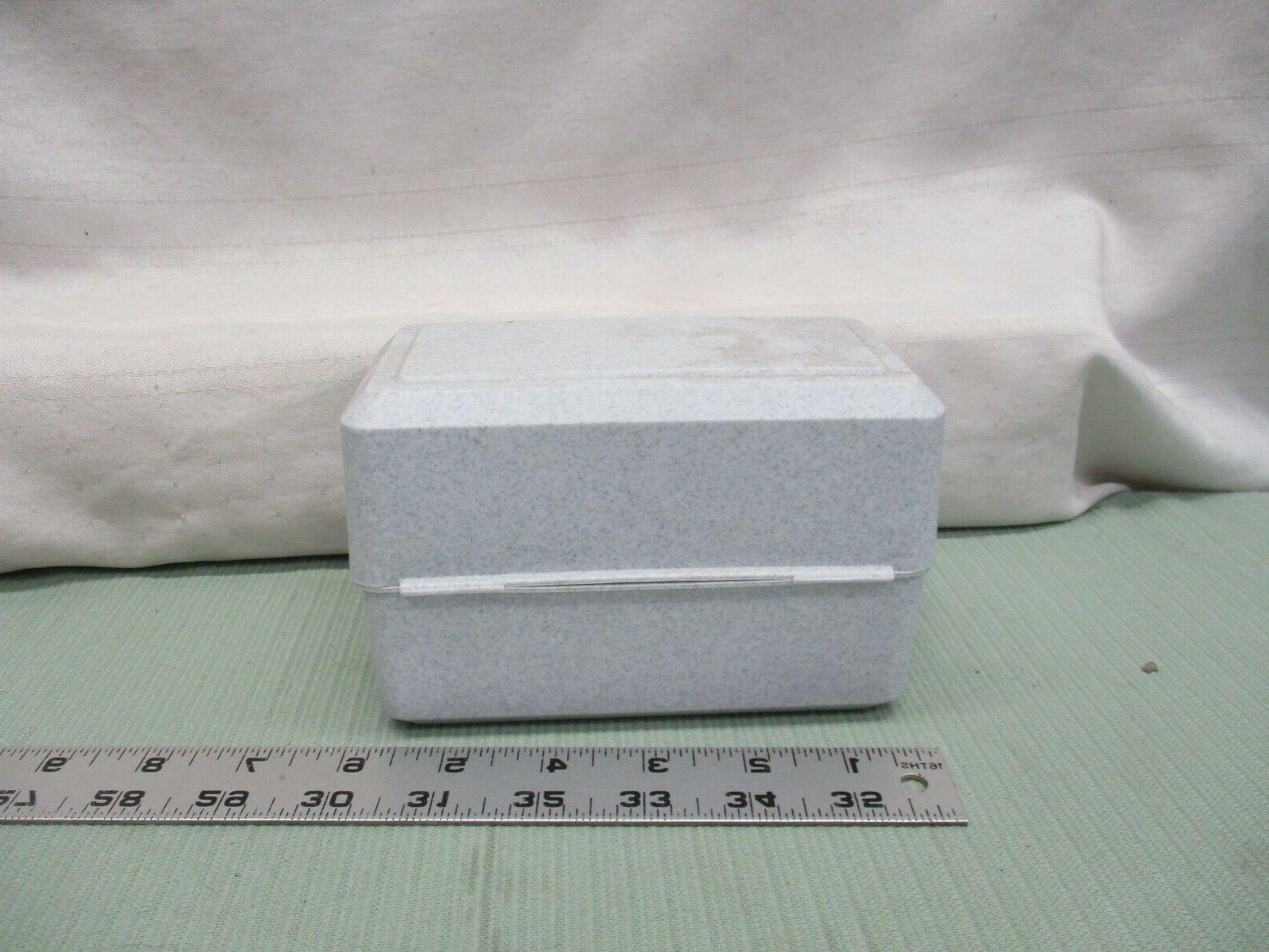 """Newell Card Holders 4""""x Gray Organize Filing"""