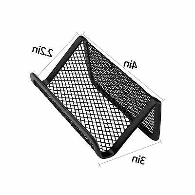 Miayon of Mesh Collection Business Card Holder