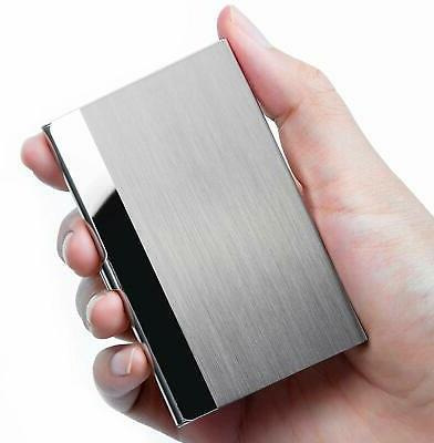 professional business card holder business stainless steel