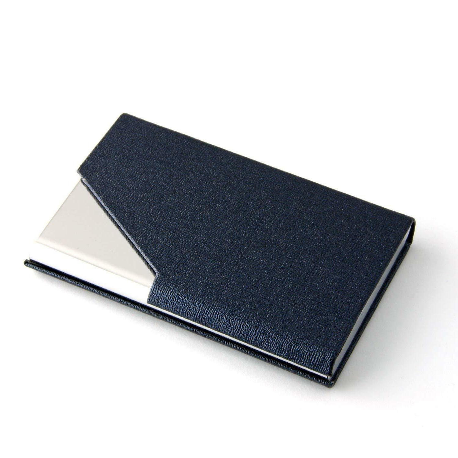 Business ID Credit Holder Case Wallet New US