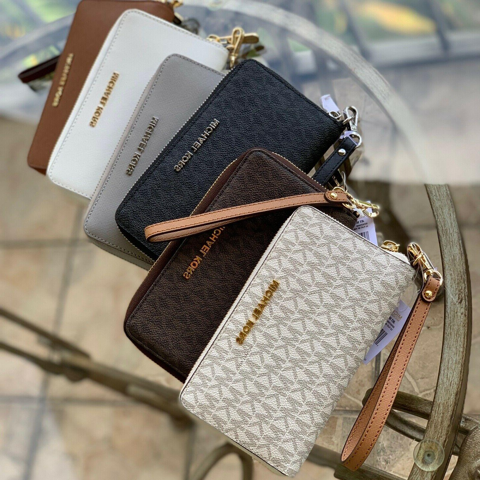 pvc or leather multifunction phone case wallet