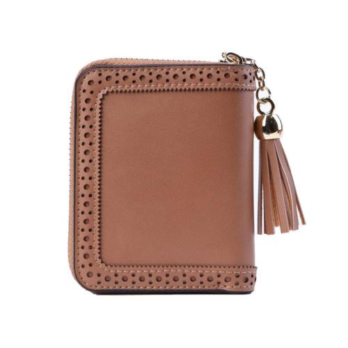 RFID Blocking Card Cases Women's Credit Card Holder Small Zi