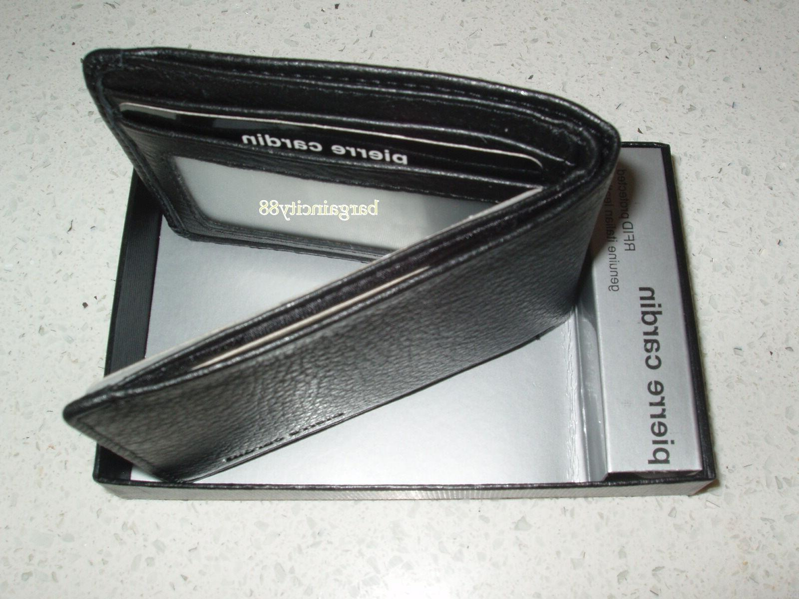 Pierre Italian Slim Wallet