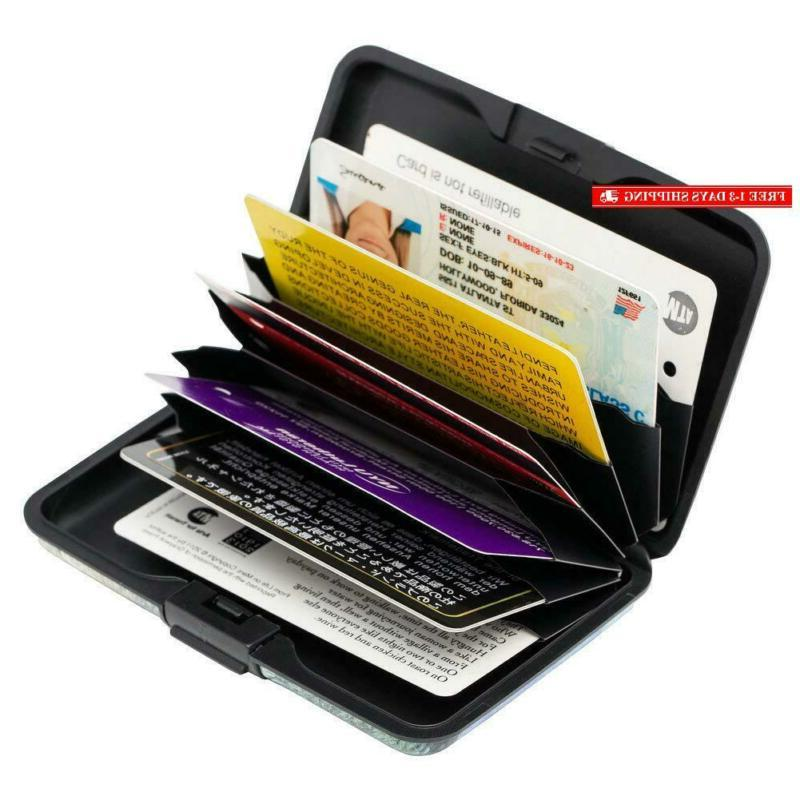 Elfish Credit Holder, Proof Aluminum Case