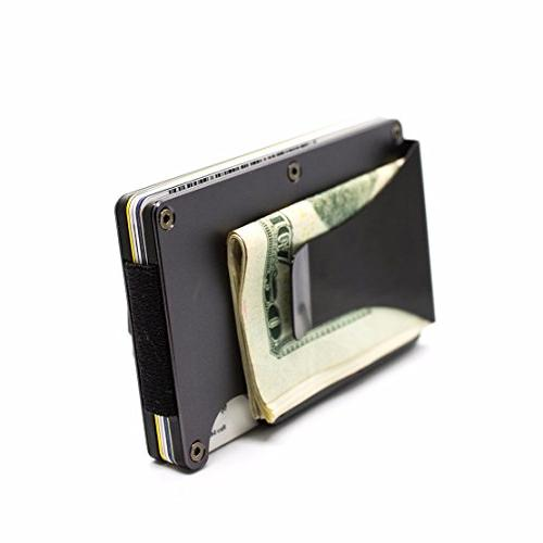 RFID-Blocking Slim Holder /Travel Wallet Credit Cards & More