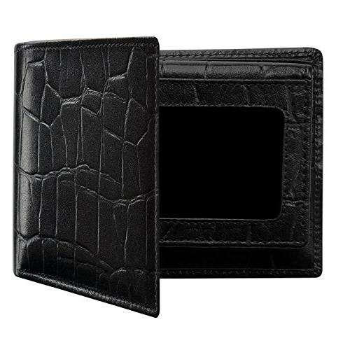 Access Mens Blocking ID Wallet Leather