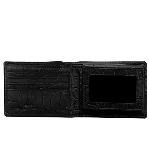 Access Denied Mens Blocking ID Leather