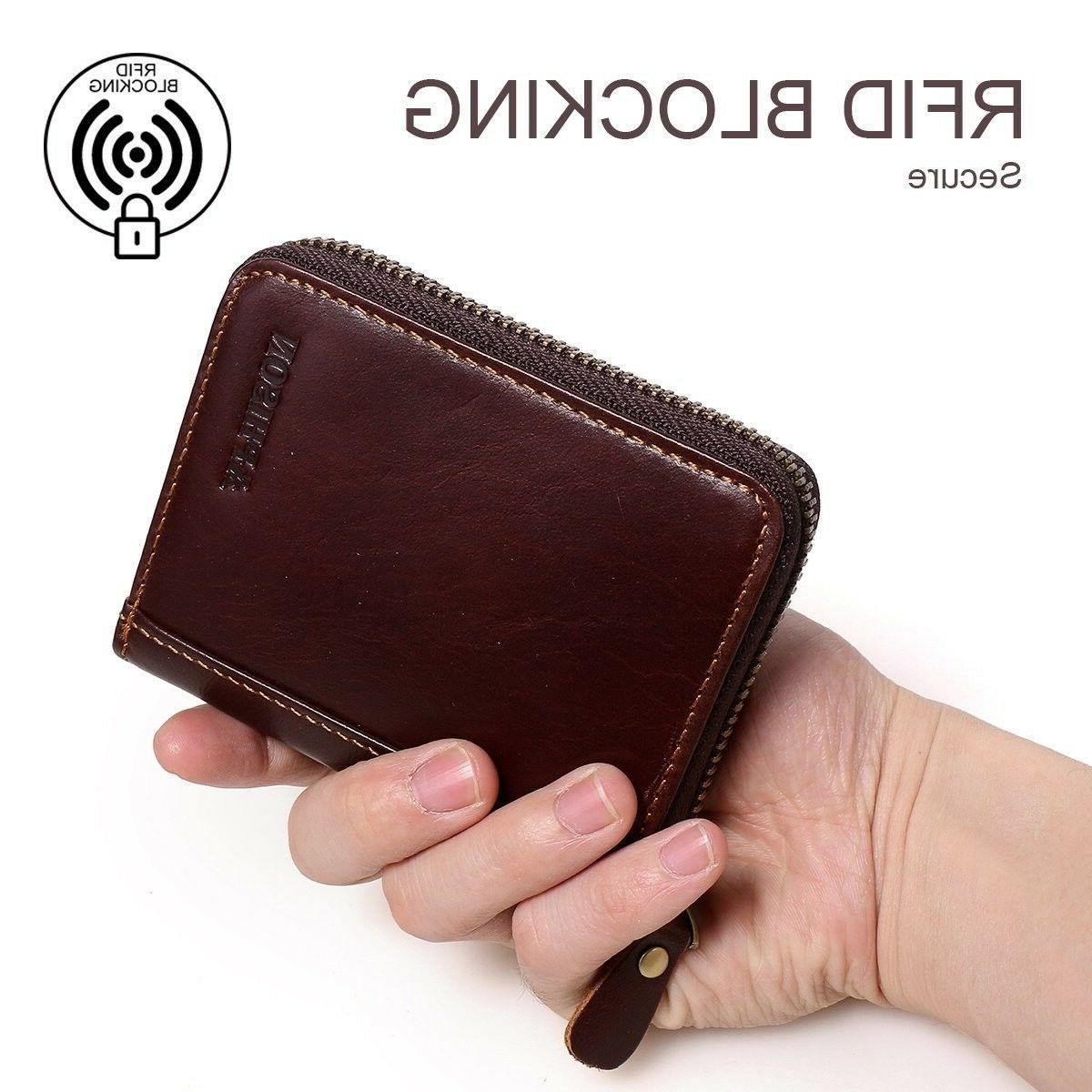 APHISON Credit Holder for Women Purse