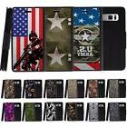 For Samsung Galaxy Note 8 N950 Leather Flip Wallet Case w/ C