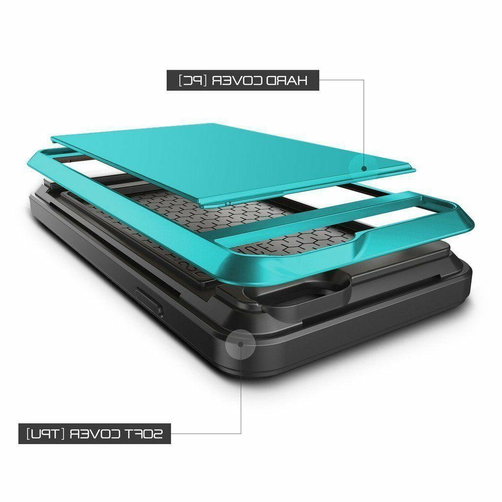 Fits 7 Plus Card Holder Case