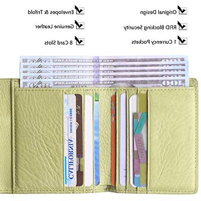Small Wallet for Women, Credit