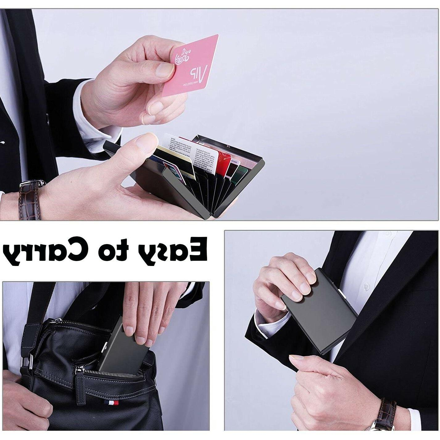 Steel Credit Protect Card