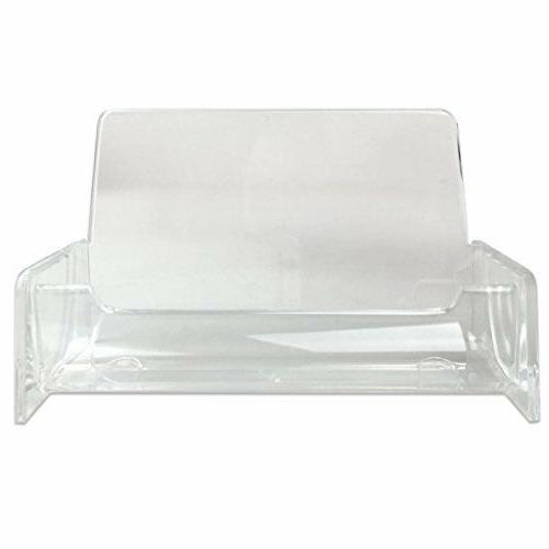 T'z Tagz 12 pack - Clear Plastic Business Holder