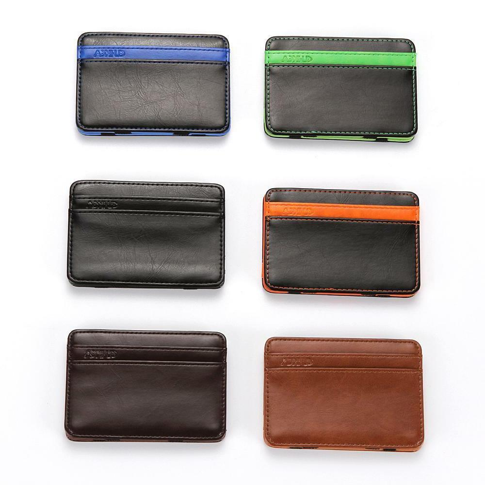 Women Wallet ID Cards Slim Purse Small Bag