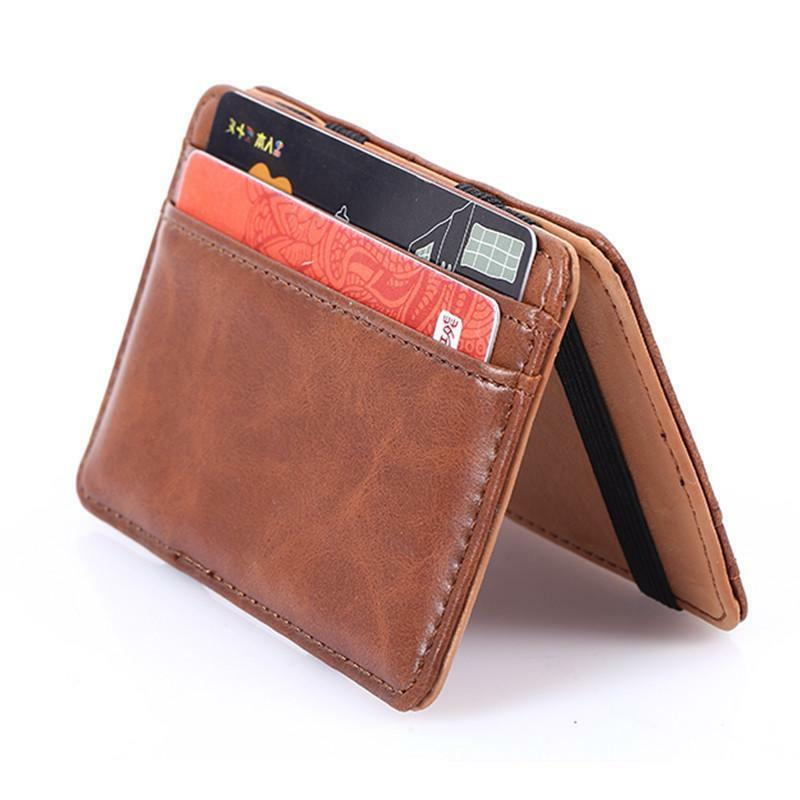 Women Men Cards Holder Slim Bag