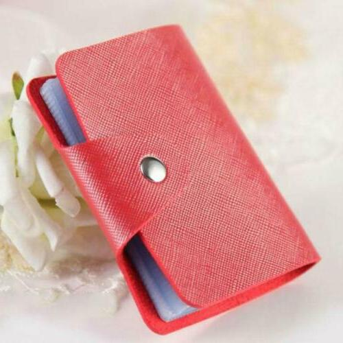 Women's Card Holder Storage Pocket Bag Wallet