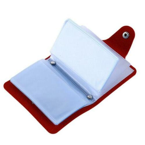 Women's Credit Card Holder Storage Bag Case