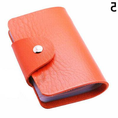 Women's ID Credit Card Wallet Cards F