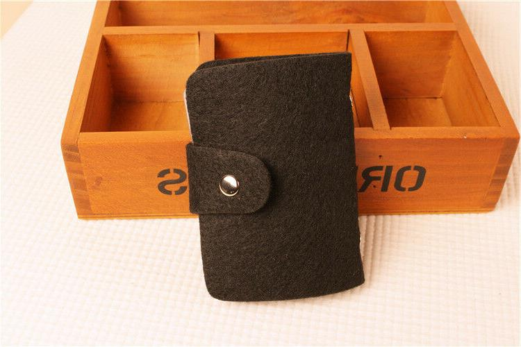 Wool Card Holder Organizer