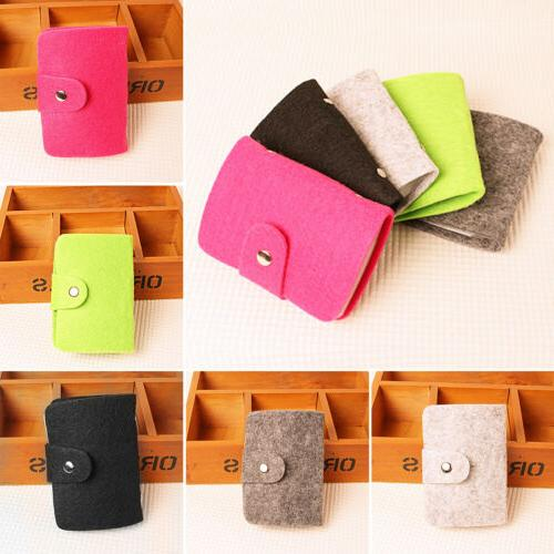 ID Credit Card Holder Business Party Pocket Purse MIni Bags