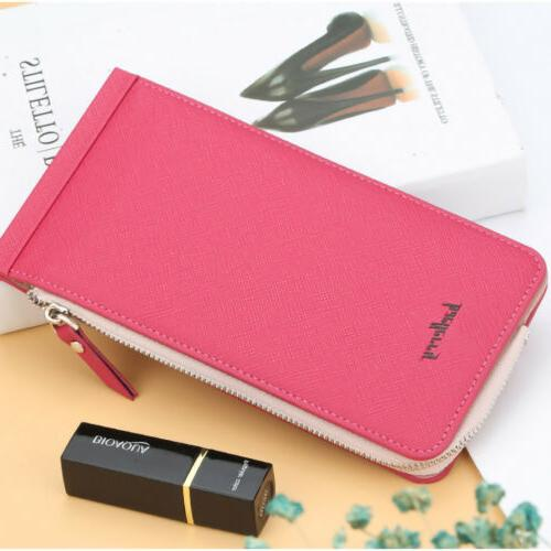 Baellerry Leather Card Blocking Card Case