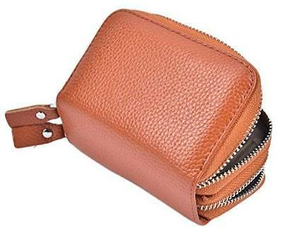 Woogwin Womens Cute Small Credit Card Holder