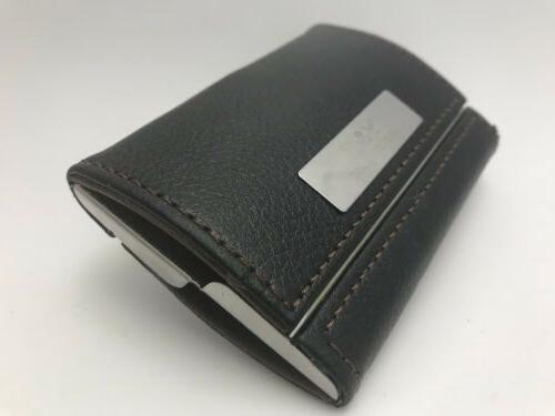 Y & G Fashion Of The Moment Dual Business Credit Card Holder