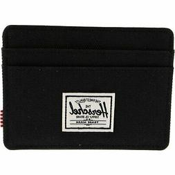 Herschel Supply Co Men's Charlie Rfid Block Canvas Wallet