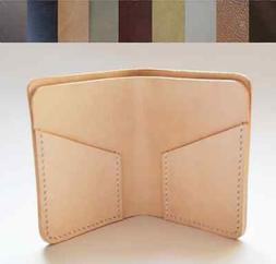 men women wallet purse cow Leather Card Cases ID Holder bag