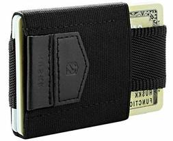 Mens Wallet RFID Minimalist Slim Thin Front Pocket Card Hold