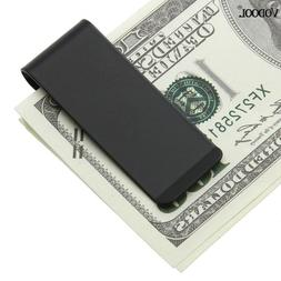 Metal Stainless Steel Money <font><b>Clips</b></font> Wallet