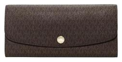 Michael Kors Juliana Large Three In One Wallet Wristlet Card