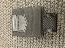 HUSKK Minimalist Slim Wallet - 10 Card Holders - Cash, Coins