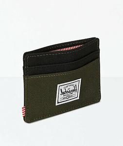 New Authentic Herschel Supply Co. Charlie Forest & Black Car