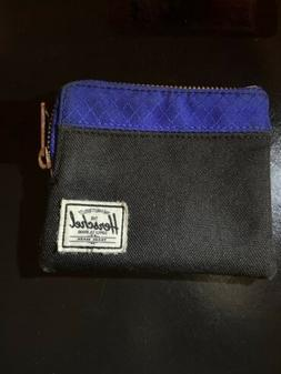 New Herschel Supply Co. Wallet Coin One Size/Unisex.Red n Wh