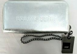 NEW Mossimo Totes Amaze Wallet WOMENS Accessories Silver Wri