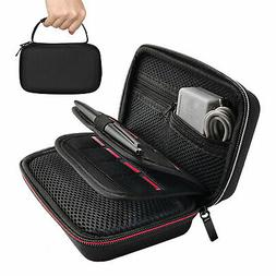 For Nintendo 2DS XL, 3DS,3DS XL Large Carry Travel Bag Case,